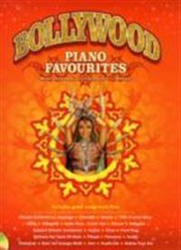 Bollywood Piano Favorites [With CD (Audio)]