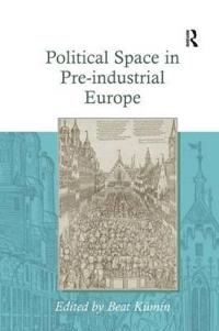 Political Space in Pre-industrial Europe