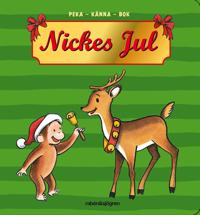 Nickes jul : peka-känna-bok