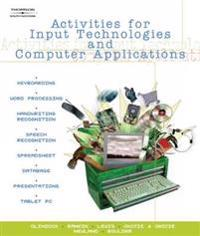 Activities for Input Technologies and Computer Applications