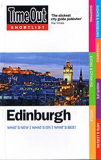 Time Out Shortlist Edinburgh