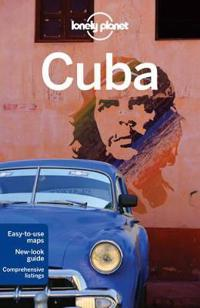 Lonely Planet Cuba [With Map]
