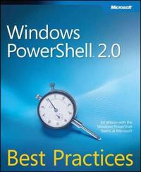 Windows PowerShell 2.0 [With CDROM]