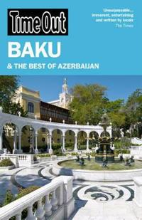 Time Out Baku & And the Best of Azerbaijan