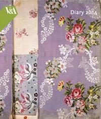 V&a Desk Diary 2014