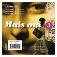 Mais oui 3 Lärar-cd 1-3