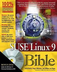 SUSE Linux 9 Bible [With DVD]