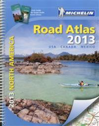 Michelin North America Road Atlas