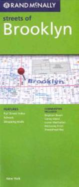 Rand McNally Streets of Brooklyn