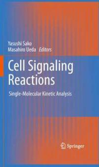 Cell Signaling Reactions: Single-Molecular Kinetic Analysis
