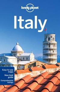 Lonely Planet Italy [With Pull-Out Map of Rome]