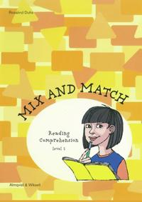 Mix and Match Reading Comprehension Level 2, inkl facit
