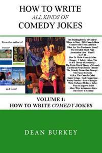 How to Write Comedy Jokes