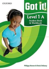 Got It! Level 1 Student's Book A and Workbook with CD-ROM