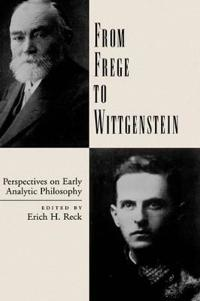 From Frege to Wittgenstein