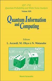Quantum Information And Computing