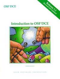 Introduction to Osf Dcd