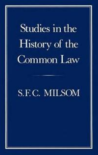 Studies in the History of the Common Law