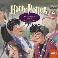 Harry Potter ja Feeniksin kilta (MP3-cd, 2 cd)