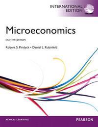 Microeconomics: International Edition, 8/E with MyEconLab Student Access Card