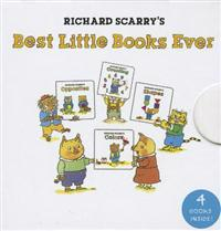 Richard Scarry's Best Little Books Ever