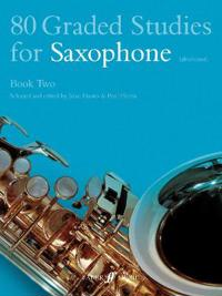 80 Graded Studies for Saxophone, Book Two: (Alto/Tenor)