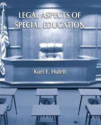 Legal Aspects of Special Education