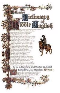 A Concise Dictionary of Middle English: From A.D. 1150 to 1580