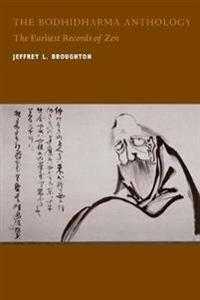 The Bodhidharma Anthology