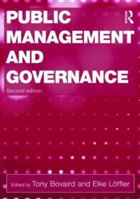 Public Management and Governance