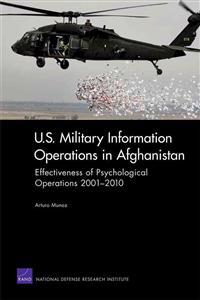 U.S. Military Information Operations in Afghanistan
