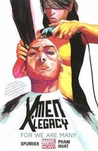 X-Men Legacy 4
