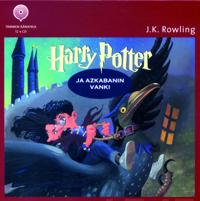 Harry Potter ja Azkabanin vanki (12 cd)