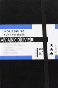 Moleskine City Notebook Vancouver