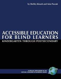 Accessible Education for Blind Learners