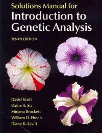 Introduction to Genetic Analysis, Solutions Manual