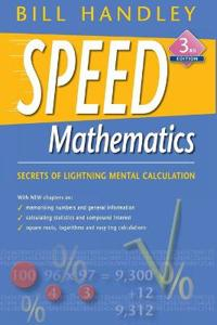 Speed Mathematics, 3rd Edition
