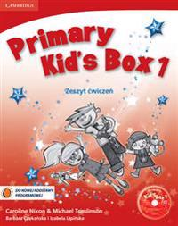 Primary Kid's Box Level 1 Activity Book Polish Edition
