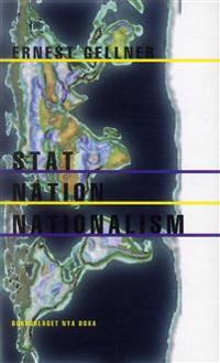 Stat, nation, nationalism