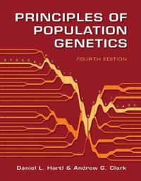 Principles of Population Genetics; Daniel L. Hartl,Andrew G. Clark ; 2007