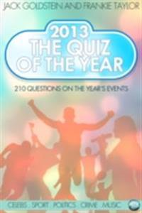 Bilde av 2013 - The Quiz Of The Year