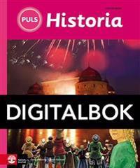 PULS Historia 4-6 Grundbok Digital, tredje upplagan