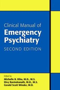 Bilde av Clinical Manual Of Emergency Psychiatry