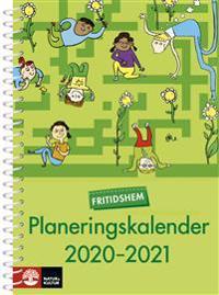 Fritidshem Planeringskalender 2020-2021