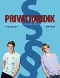 Privatjuridik Fakta och övningar