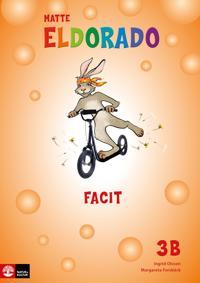 Eldorado matte 3B Facit andra upplagan