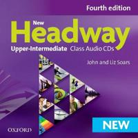 New Headway: Upper-Intermediate B2: Class Audio CDs