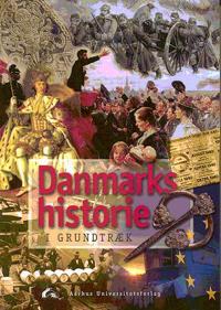 Bilde av Danmarks Historie - I Grundtræk
