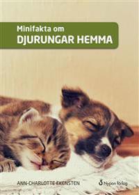 Minifakta om djurungar hemma (CD + bok)