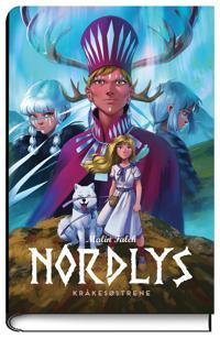 Bilde av bokomslaget til 'Nordlys 3; Kråkesøstrene'